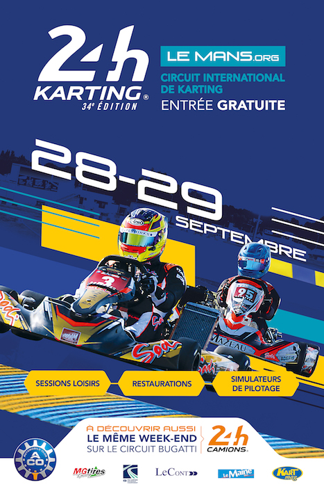 24 Hours Karting 2019 –  Into the final stretch before the start