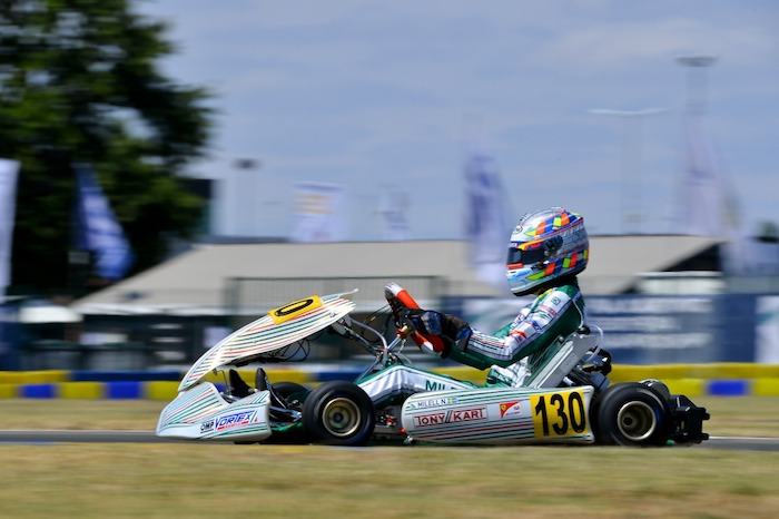 Tony Kart: verso il mondiale OK e OK-Junior