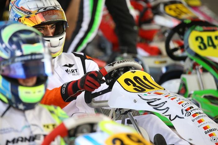301 piloti al South Garda Karting di Lonato per il 29° Trofeo d'Autunno