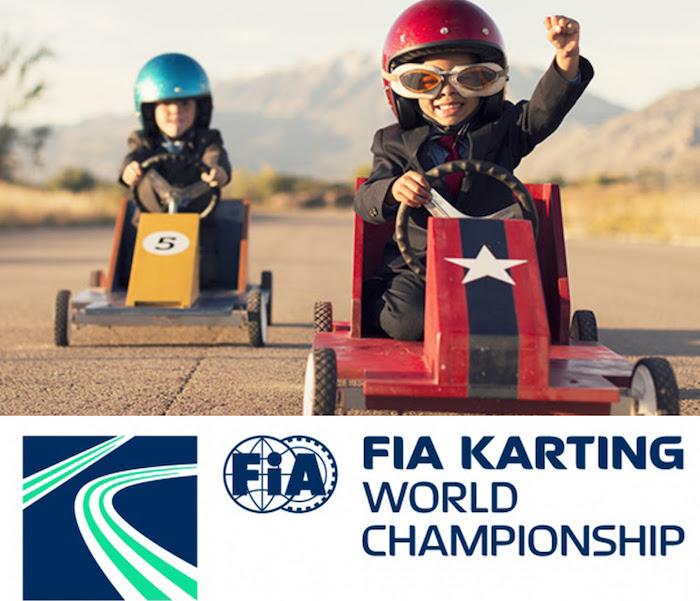 I piloti CKR al FIA Karting World Championship
