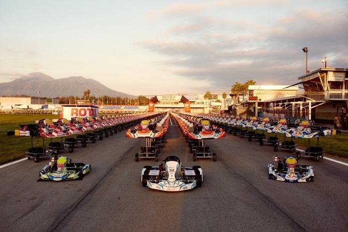 RMCGF Giorno 1 – Circuito Internazionale di Napoli