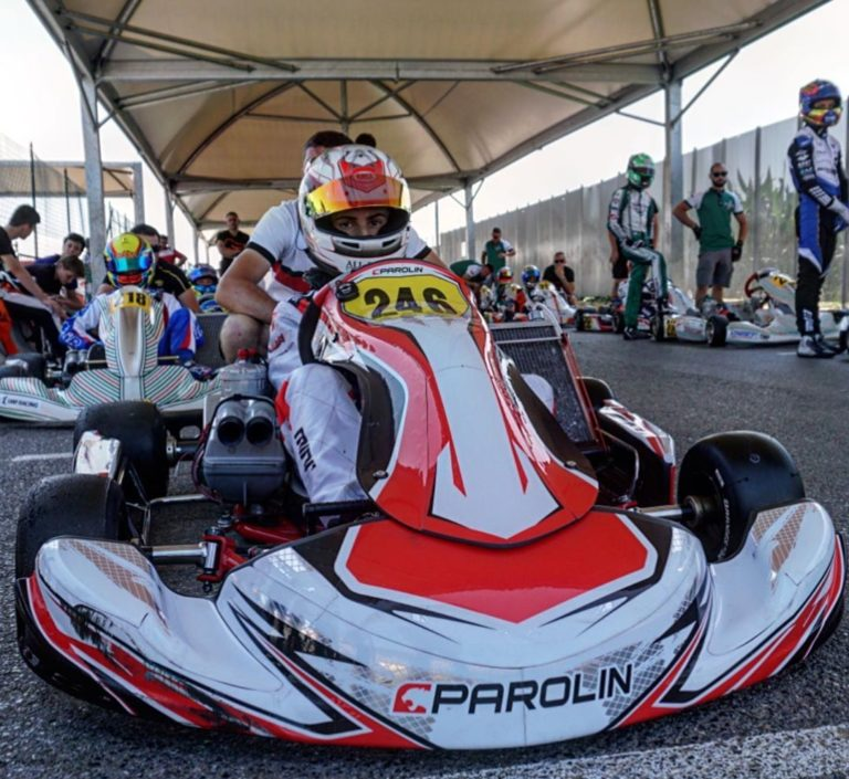 Gabriele Minì is the FIA Karting Rookie of the Year 2019