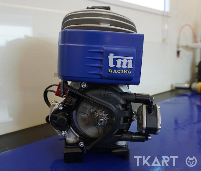 Exclusiva TKART – Vista previa de fotos del nuevo 60 Mini de TM Racing