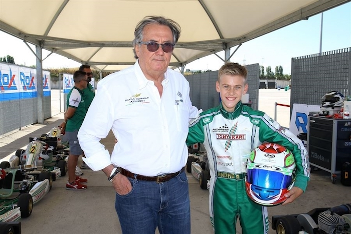 """""""Italy, you have talent"""" the eye of Giancarlo Minardi on young drivers"""
