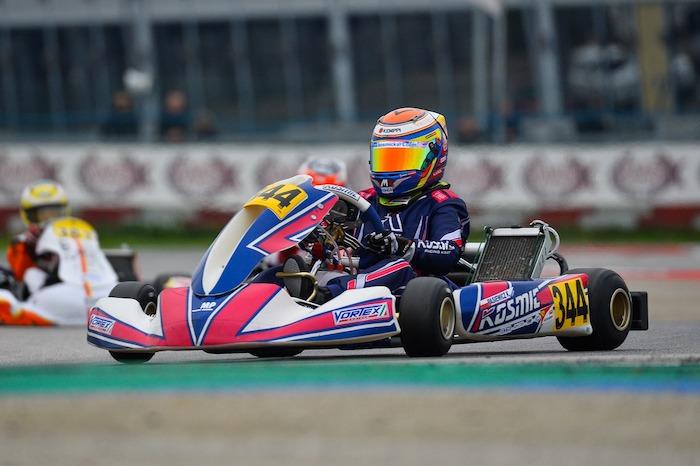 Kosmic Kart – Intense Wsk Final Cup in the rain