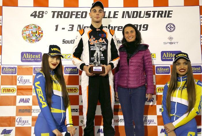 Il trofeo assoluto Memorial Carlo Fabi nella storia del Trofeo delle Industrie