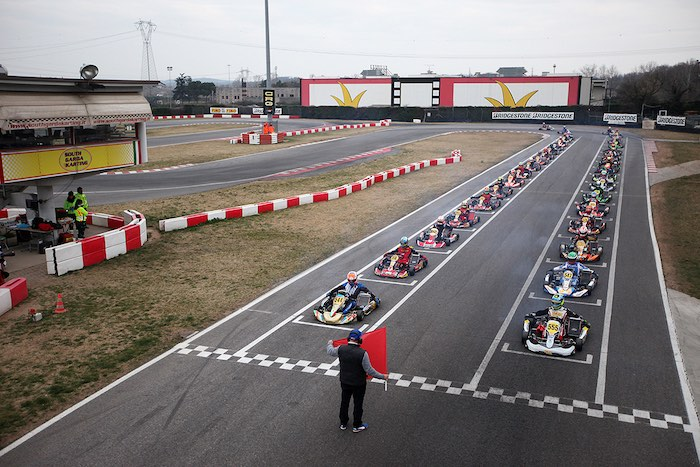 2019 ACI Karting Regional Championships ended, all the 10 Areas champions