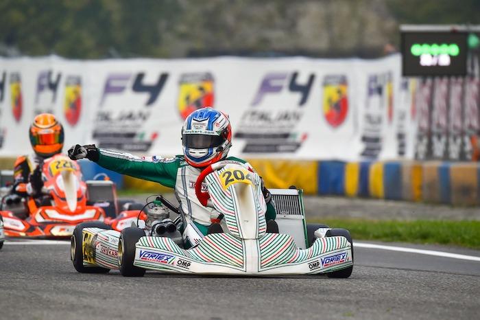 Tony Kart – Vittoria di Joseph Turney alla WSK Open Cup