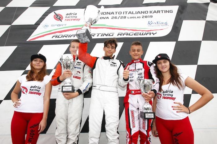 Al via gli Stage Valutativi della Scuola Federale ACI Sport per i giovani piloti impegnati nel Karting