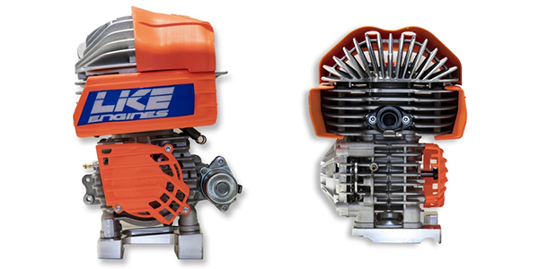 LK-R15, the 2020 Mini engine by LKE Engines
