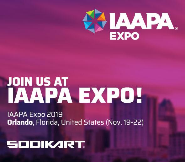 Visita lo stand Sodikart allo IAAPA Expo di Orlando