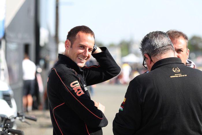 Arnaud Kozlinski lascia il CRG Racing Team