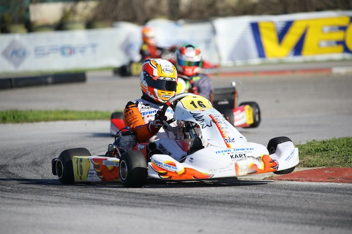 In Battipaglia the show of the Italian Karting Championship for Regional Teams