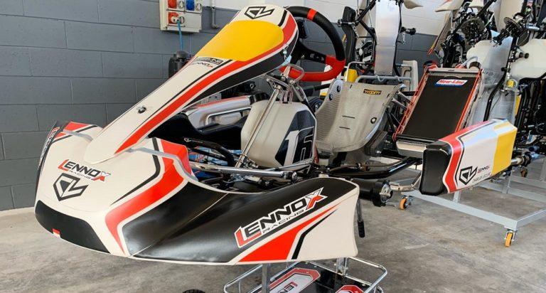 Charles Leclerc elige Lennox Racing