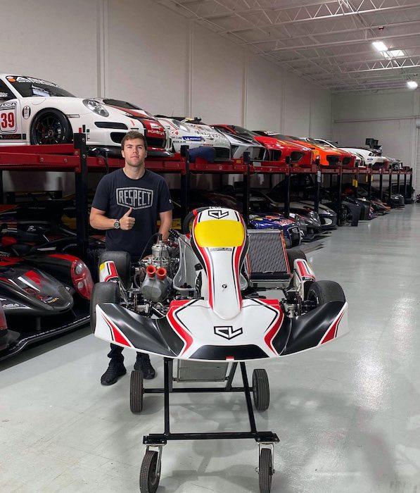 ANSA Motorsports se convierte en concesionario Charles Leclerc y forma el equipo de carrera