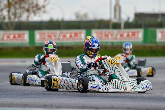 Tony Kart – la stagione 2020 al via