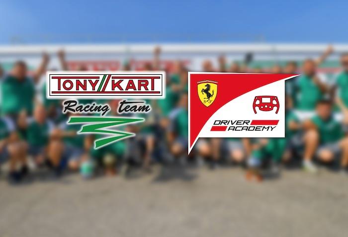 Tony Kart Racing Team – rinnovata la partnership con FDA