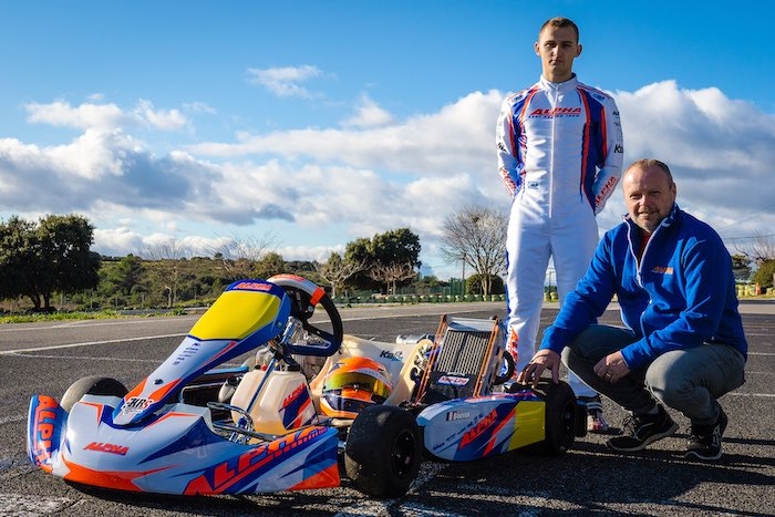 Alpha Karting: positive performances and prospects in competition