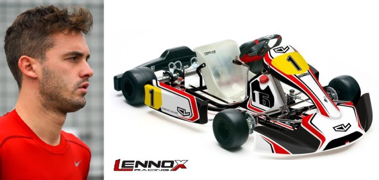 Lennox Racing-Charles Leclerc, the line-up is now official: Matteo Viganò among the list
