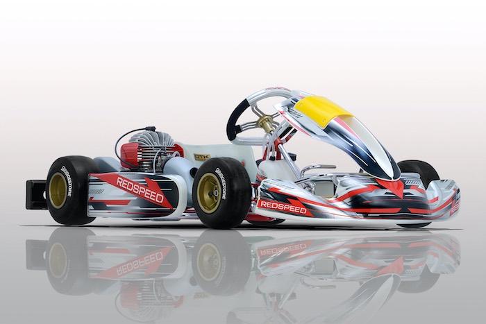 Redspeed New Mini 2020 – CIK FIA HOMOLOGATED