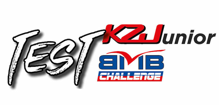 Pruebas de BMB Challenge y KZ Junior en Castelletto el 22 de febrero