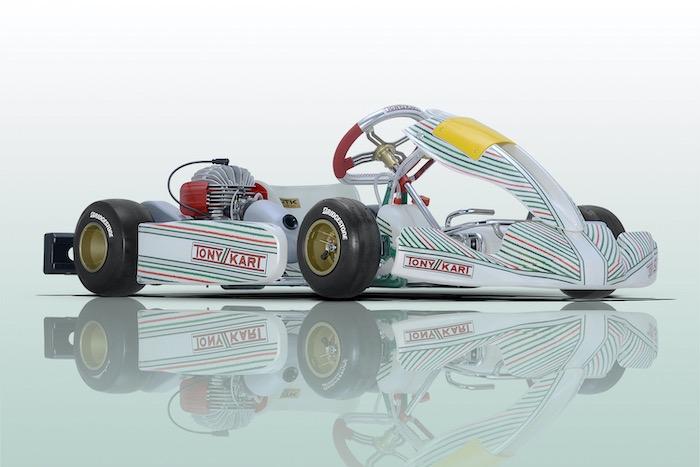 Tony Kart New Mini 2020 – OMOLOGATO CIK FIA