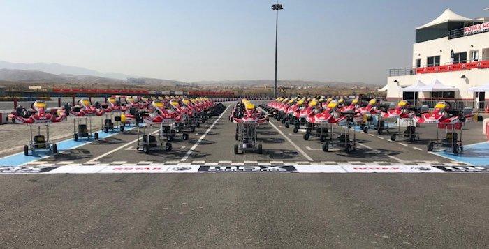 Birel Art alla MENA Karting Championship Nations Cup 2020
