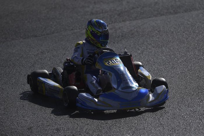 Rosberg Racing Academy – Barnard ottiene un quarto posto a Lonato