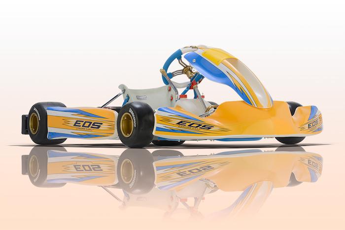 EOS, la nueva marca del OTK Kart Group