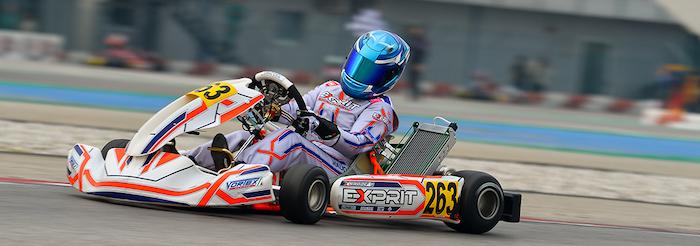 Exprit Racing Team – Primera carrera 2020 en Adria