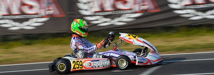 Exprit Racing Team – Importanti passi avanti a Lonato