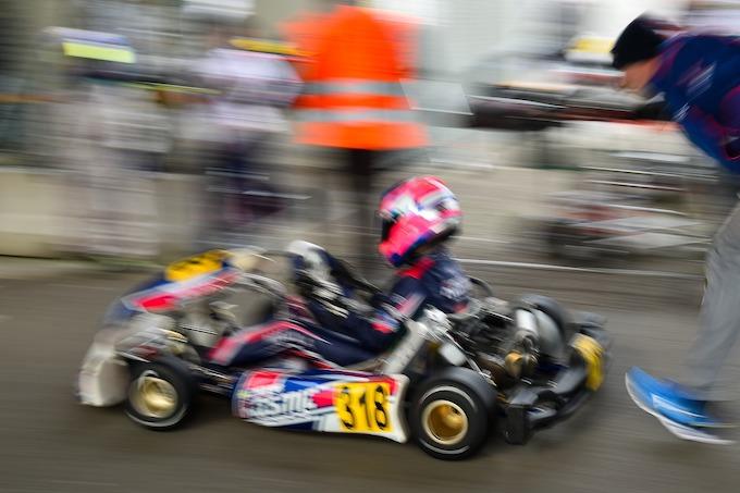 Kosmic Kart – Di nuovo in pista per la Super master Series