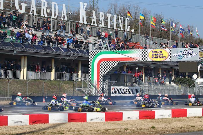 Más de 300 pilotos en Lonato para la 25ª Winter Cup