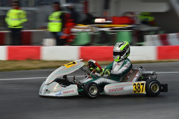 Winter Cup – Finale in rimonta per Newman Motorsport