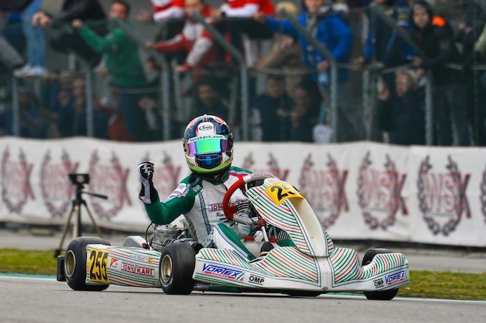 Tony Kart – Esordio vincente ad Adria