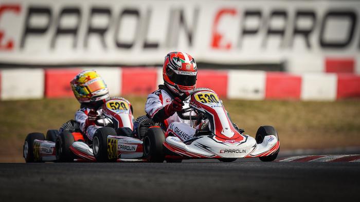 Parolin Racing Kart – WSK Lonato: risultati convincenti nella Mini, secondo posto per Al Dhaheri