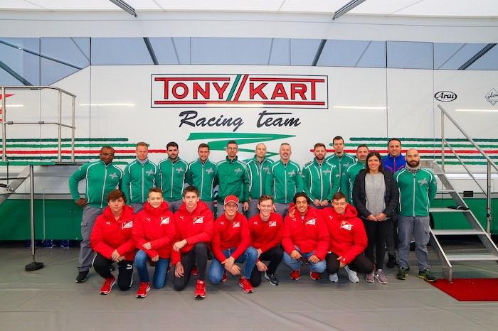 Primo Campus 2020 FDA – Tony Kart Racing Team