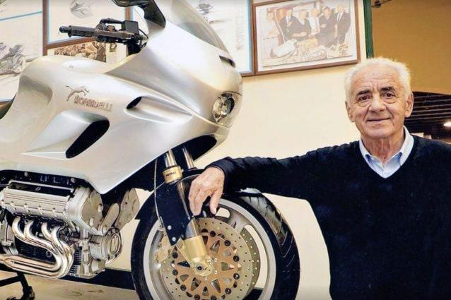 Addio a Giancarlo Morbidelli, genio dei motori