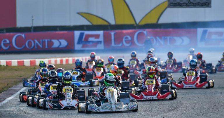 Il nuovo calendario FIA Karting 2020