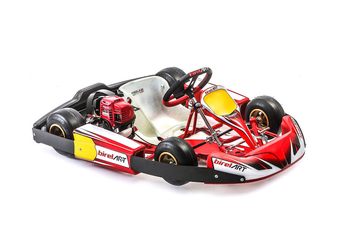 Birel ART Rental Kart – Breaking News – il B25 RT per bambini