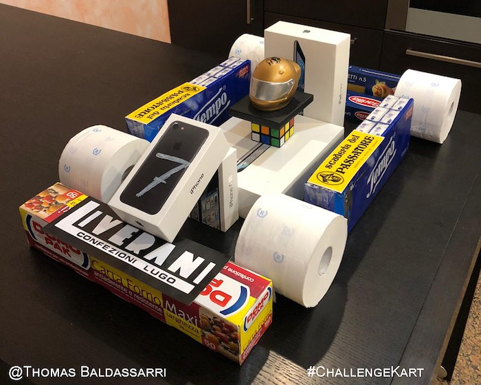 NEWMAN Motorsport lancia la #ChallengeKart