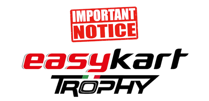 Easykart – Cervia's test and inaugural round suspended