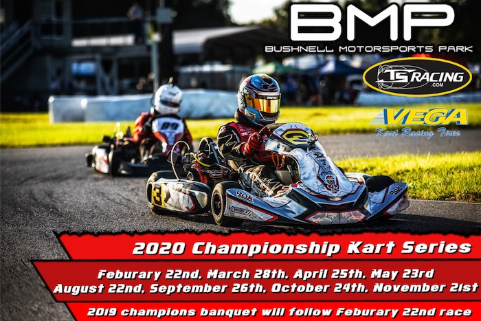 2020 Championship Kart Series