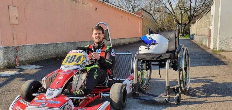 Niko Tremolada: quando la passione per il kart non conosce limiti