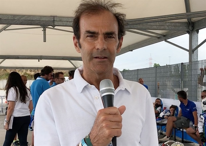 A message from Emanuele Pirro – President of the ACI Karting Commission