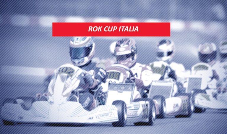 Rok Cup Italia – Il 30 agosto Lonato al posto di Franciacorta