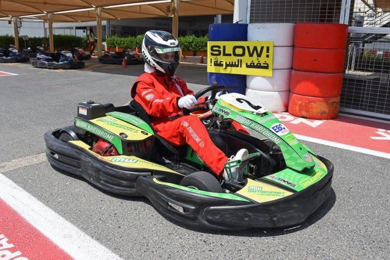Il Dubai Autodrome è ora aperto con nuove attività