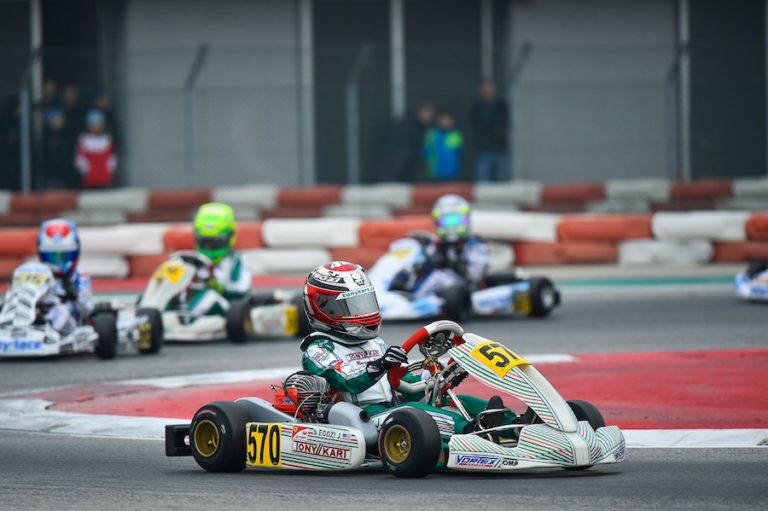 Tony Kart – Back to the track in Adria