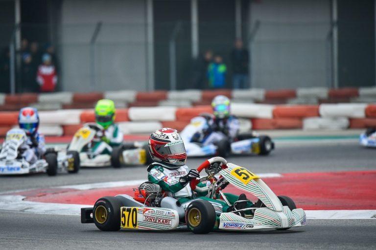 Tony Kart – ritorno in pista ad Adria