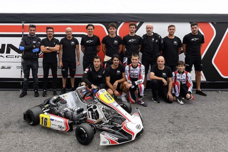 Charles Leclerc invitado del equipo Leclerc By Lennox Racing